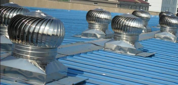 无动力热博rb88体育app下载是利用烟囱原理排风的设备